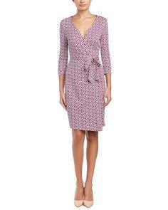 Diane von Furstenberg New Julian Two Wrap Dress is on Rue. Shop it now.