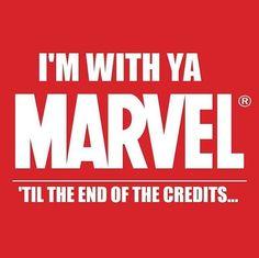 Marvel = Life