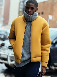 Street style from #NYFW AW17