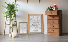 Affiche map Lille disponible en format 50x70cm et maintenant A3, toujours en papier de qualité, déjà imprimée : plan de Lille design chez Ciel Mon Beffroi #map #affiche #plan #carte #poster #citymap #lille #planlille #cartelille #affichelille #maplille #noiretblanc #design #tendance #decor #decoration #decorationtrends #2019 #2018 #citycard #posterdesign #nord #hautsdefrance #affichenord #posterlille #lilloise #mapposter #lillemaville Map Paris, Ciel, Gallery Wall, Decoration, Frame, Etsy, Design, Home Decor, Budget