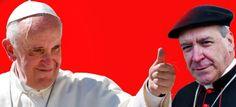 Papa Francisco acepta renuncia del Cardenal Nicolas de Js. López Rodríguez
