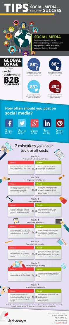 Social media marketing latest tips