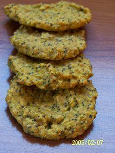 Keksz Blog: Sütőtökös zabkorpás keksz Cookies, Desserts, Blog, Crack Crackers, Tailgate Desserts, Deserts, Biscuits, Postres, Blogging