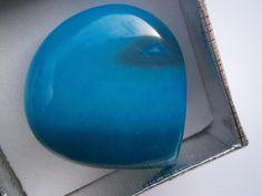 Ring,Achat,petrol,türkis,grau,Naturschmuck von kunstpause auf DaWanda.com