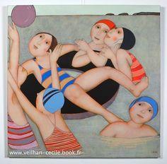Jeux d'eau | Cécile Veilhan