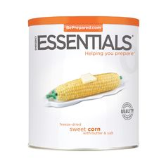Third party food review for our Sweet Corn and Peach Slices includes honest opinions & recipes for each, letting you know what they are like before buying!