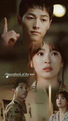 Descendants of the Sun Song Hye Kyo, Song Joong Ki, Descendants, Decendants Of The Sun, Sun Song, Songsong Couple, Watch Full Episodes, Korean Celebrities, Korean Drama