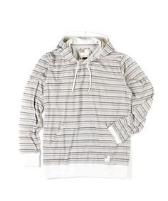 Take a look at this Gray Stripe Busted Hoodie by O'Neill on #zulily today!