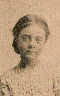 Charlotte Elizabeth Holbrook Half sister to Caroline Quiner Ingalls