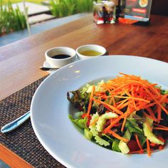 Yummy vegetarian meals at the Novotel Phuket Karon Beach Resort & Spa | Travel Guide To Phuket: Things To Do in Phuket And Places To Stay | via @Just1WayTicket | Photo © Sabrina Iovino