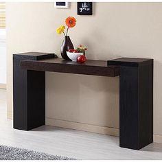 Monarch Specialties Sofa Table I 32 Hollow Core Console