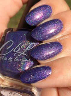 ehmkay nails: Colors by Llarowe Polish of the Month October 2015: Fall-O Me