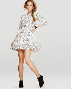 Reiss Dress - Giselle Fit and Flare | Bloomingdales