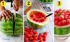 Все обалдеют — 15 шикарных примеров того, как нужно подавать фрукты и ягоды