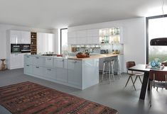 Tradicionales Style> Cocinas> Cocinas   Marca cocinas equipadas de LEICHT Küchen AG