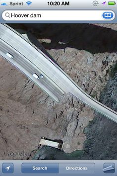 I wouldn't trust Apple OR Google around the Hoover Dam: these cars are in for a rude awakening!