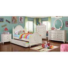 Found it at Wayfair.ca - Myrella Panel Customizable Bedroom Set