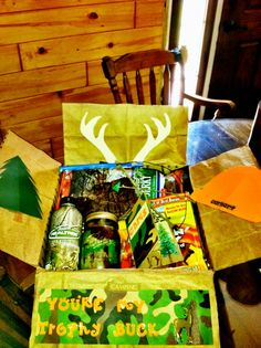 Customized Care Packages by Treats4TroopsShop on Etsy, $40.00