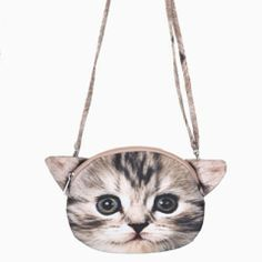 3-D Printed Cat Bag | Spotted on @cocorosas