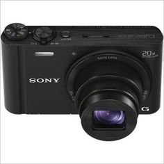 Shop Sony Cyber-shot DSC-WX300 18 Megapixel Digital Camera - Black online at lowest price in india and purchase various collections of Point & Shoot Digital Cameras in Sony brand at grabmore.in the best online shopping store in india