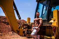 Fitness Photoshoot by Daniel L Meyer