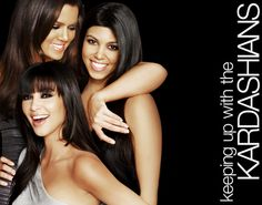 Keeping Up with the Kardashians and their spin offs. Love this family. NO idea why, lol Just do.