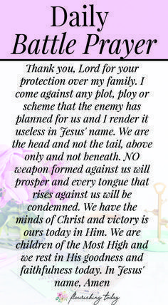 Bible Verse Of The Day:What do you do when you see signs of a spiritual attack? As Christians we've been giving everything we need in scripture to fight the enemy. Here are some bible verses and biblical truths to help you fight spiritual attacks. Prayer Scriptures, Bible Prayers, Faith Prayer, God Prayer, Power Of Prayer, Prayer Quotes, Bible Verses, Quotes Quotes, Affirmation Quotes