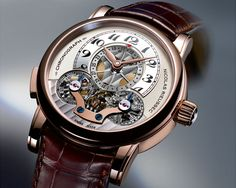 Jewelry News – Montblanc Watches to outsell Montblanc pens « Gems and Jewelry