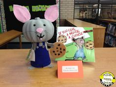 Does your class or school do a Book Character PumpkinContest?     If so, here are some great ideas that teachers at our school created...