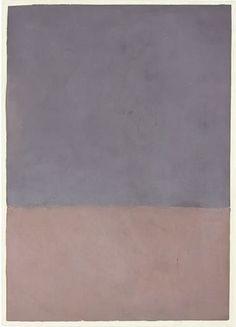 mark rothko, untitled (gray & mauve) 1969.
