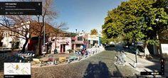 Buenos Aires Google Street View 07 Esquina de Costa Rica y Gurruchaga, en el barrio de Palermo