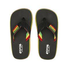 Chanclas Cool Original Nesta Ltd Rasta – The Surf Town