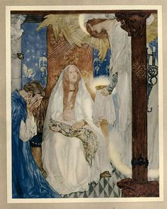 Le Morte d' Arthur 1921- William Russell Flint
