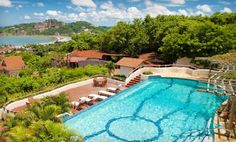 Groupon - Three-, Four-, or Five-Night Stay at Pelican Eyes Resort & Spa in San Juan del Sur, Nicaragua. Groupon deal price: $349.00