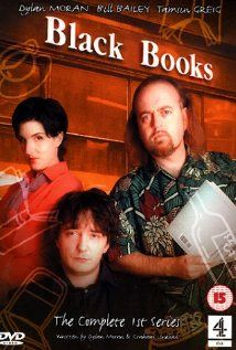 Created by Dylan Moran. With Dylan Moran, Bill Bailey, Tamsin Greig, Paul… Comedy Series, Comedy Tv, Book Series, British Tv Comedies, British Comedy, British Humor, Tamsin Greig, Dylan Moran, Book Posters