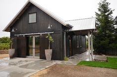 Trespass Vineyard - traditional - exterior - other metro - Story Design and Construction, Inc.