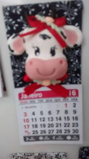 Lubiartes: Calendários 2016  biscuit