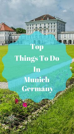 Top things to do in Munich Germany. Our mission is to give you a big enough taste to whet your appetite and leave your memories of Munich as magic. Not just a Munich City guide but and actual layout based on our own experiences in the city. Click to read more at http://www.divergenttravelers.com/things-to-do-munich-itinerary/
