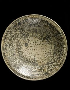 Dish, Sukhothai, Thailand (made) - 15th century | V&A Search the Collections