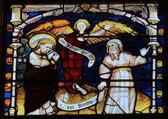 Apocalypse panel - York Minster
