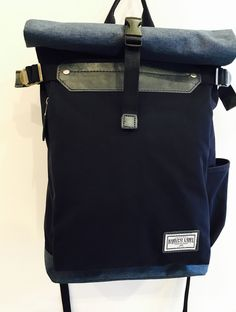 Denim and Navy pack. Stylish and functional.