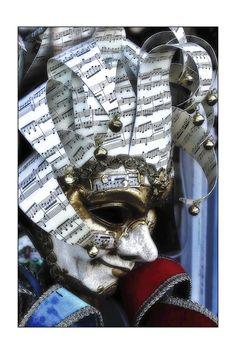 Carnival III by Albert Ferro