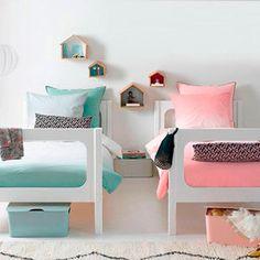 Ideas para decorar habitaciones mixta - Muebles y decoración - Compras - Charhadas.com