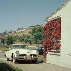 fuckyeahvintage-retro:  California, 1950s(via)