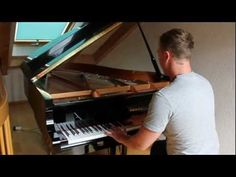 Evanescence - My Immortal (Benedikt Waldheuer Piano Cover) - YouTube