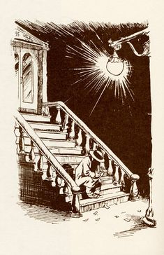 will eisner art | will eisner frontispiece from a contract with god 1978 will