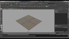 Maya Tutorial: Animating Mesh Surfaces with Deformers and Aim Constraints