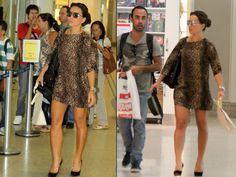 Sabrina Sato no shopping. Diva.