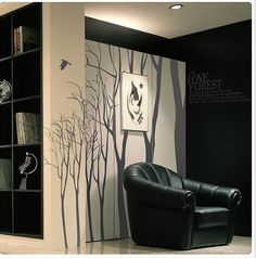 Tree Wall Decals Wall Stickers tree decals murals by walldecals001, $68.00