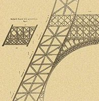 did you know that the French art and literature communities rejected the construction of the Eiffel Tower VERY strongly? doing a paper on the subject, figure I'd share :)